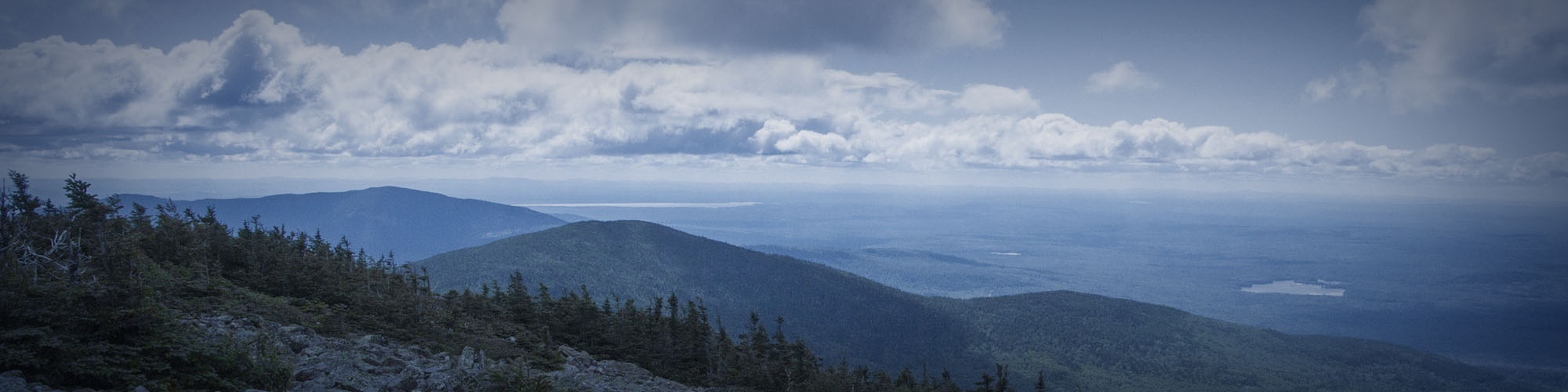 Whitecap Mountain, Maine
