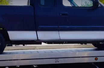 FI dead truck