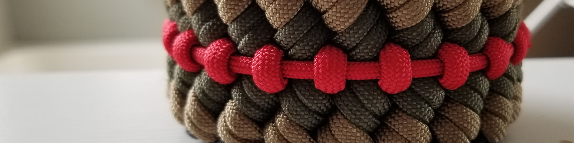 Kahuku paracord bracelet